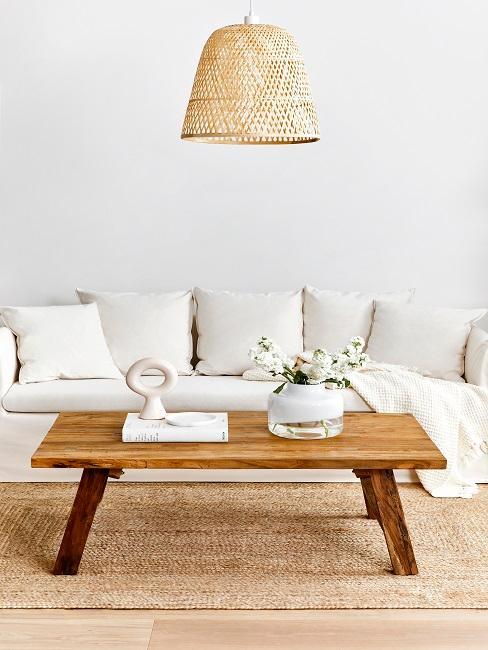 Westwing Collection Sofa Mila im Wohnraum