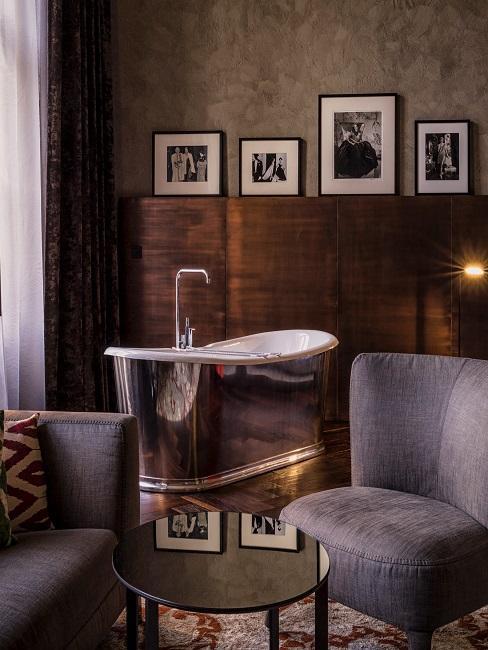 SO Berlin Das Stue Suite Hotelzimmer