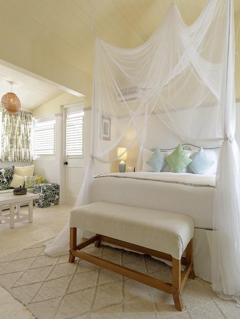 Cotton House Mustique Island Zimmer