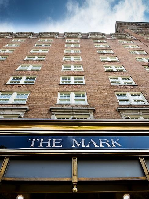 The Mark Hotel New York City Eingang Haus