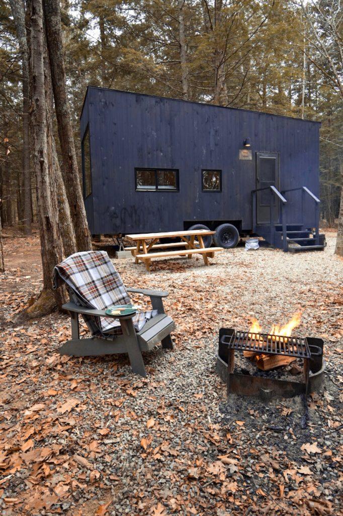 Minimaison de camping