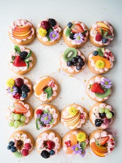 finger food estivi con frutta