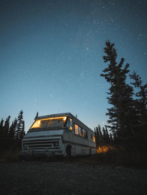 Viaggi in camper