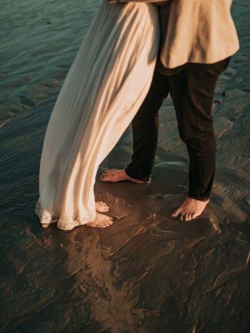 matrimonio low cost spiaggia