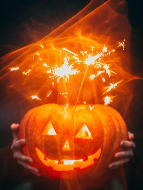 decorazioni halloween zucca