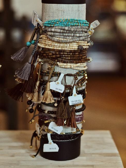 Decoratieve armbanden