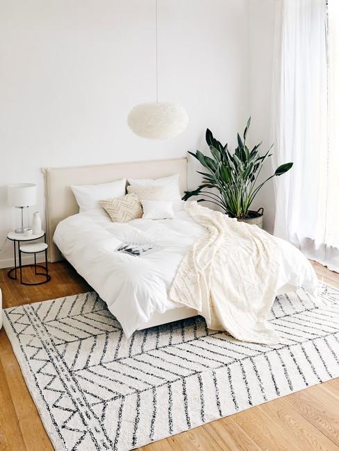 Slaapkamer bohemian