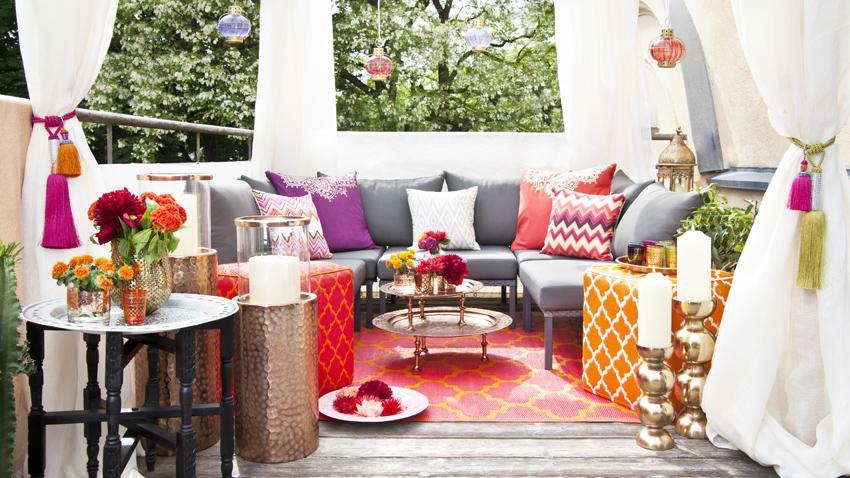 Lounge zahradní nábytek