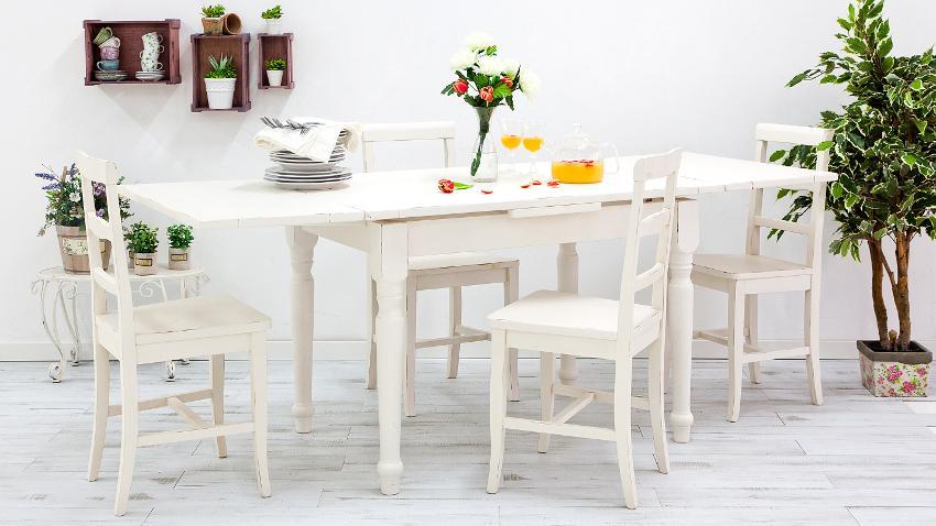 Comedor blanco, ideas para tu casa