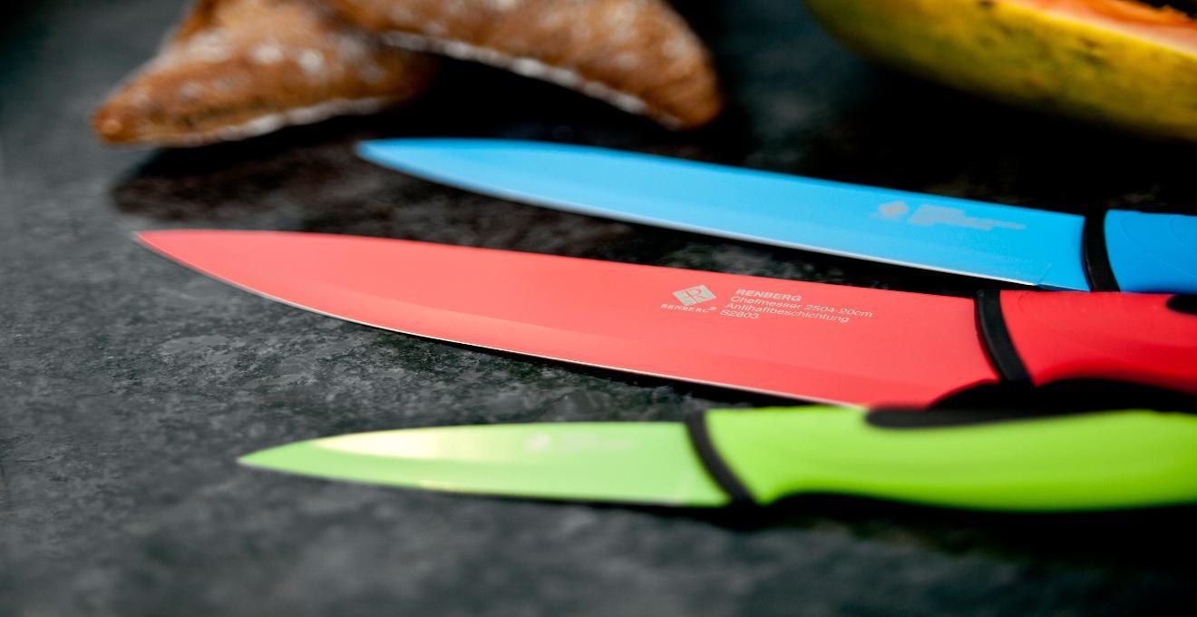 Taco de cuchillos
