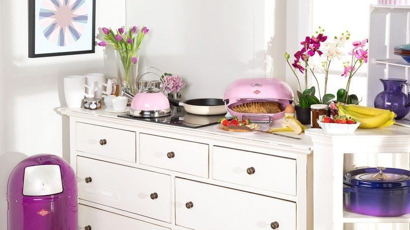 Muebles vintage para la cocina