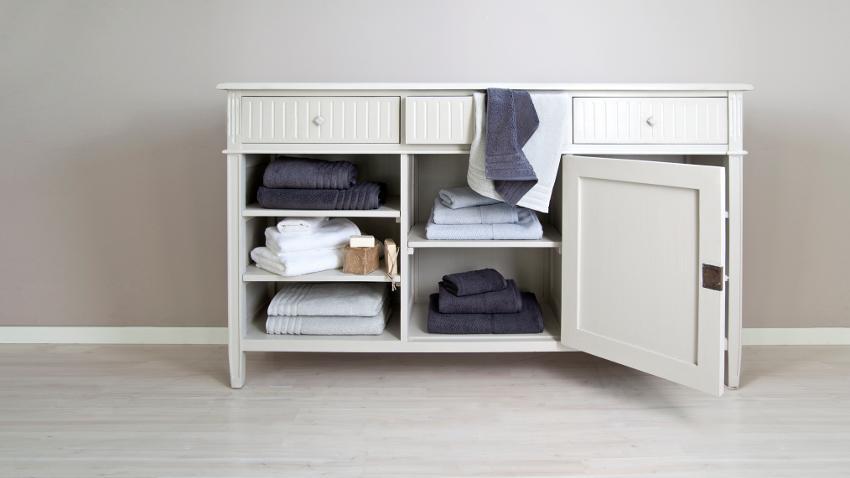 Muebles de baño nórdicos