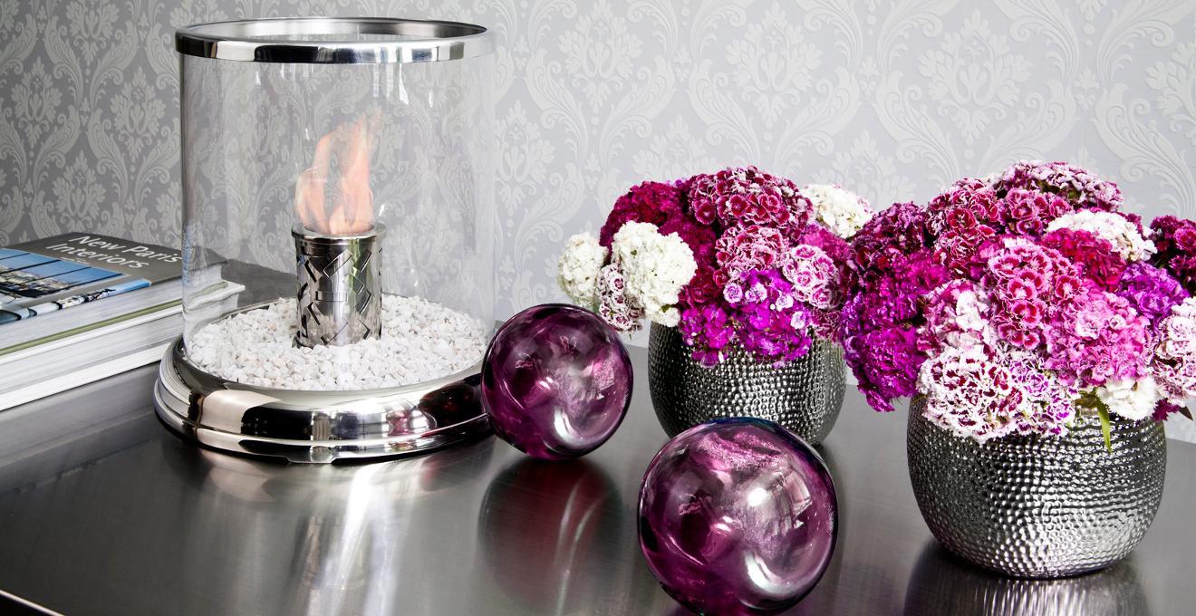 Dekoračné vázy