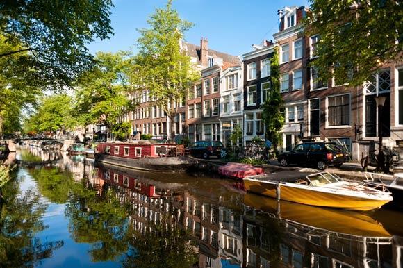 Zauberhaftes Amsterdam