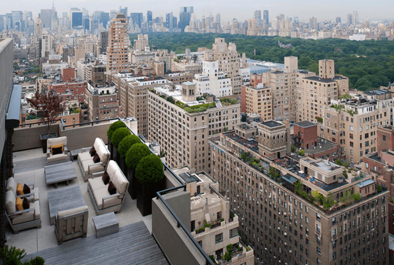 New York Rooftop Gardens