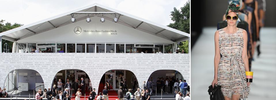 Zu Besuch auf der Fashion Week Berlin