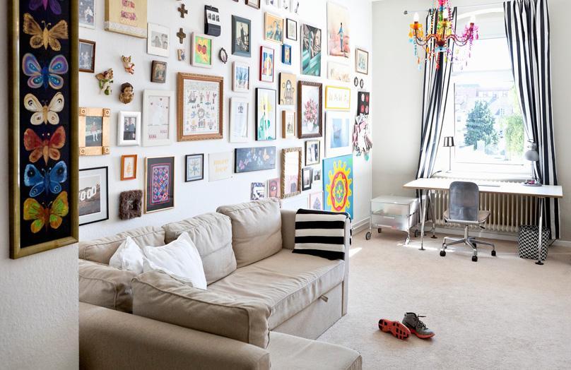 5 Tipps für die perfekte Bilderwand