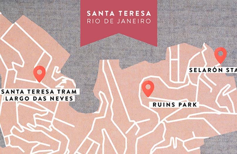 Bohème-Hotspot: Santa Teresa in Rio