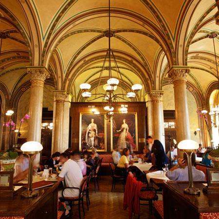 Der Kaffeehaus-Guide für Wien