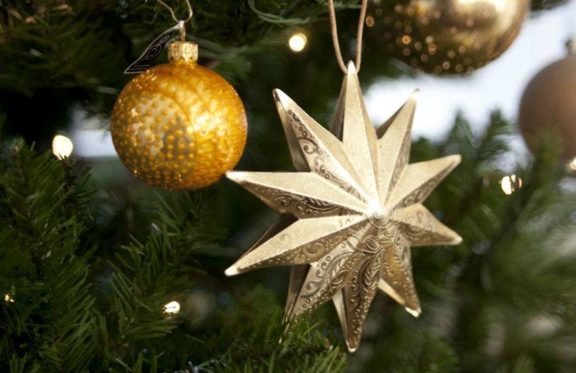Navidad en casa de una interiorista