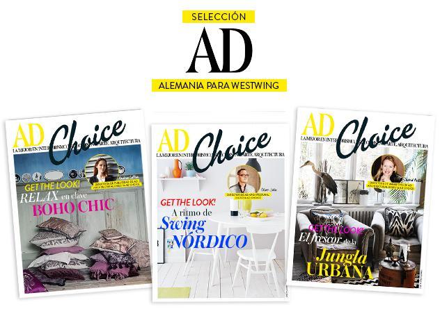 Revista AD + Westwing = estilazo