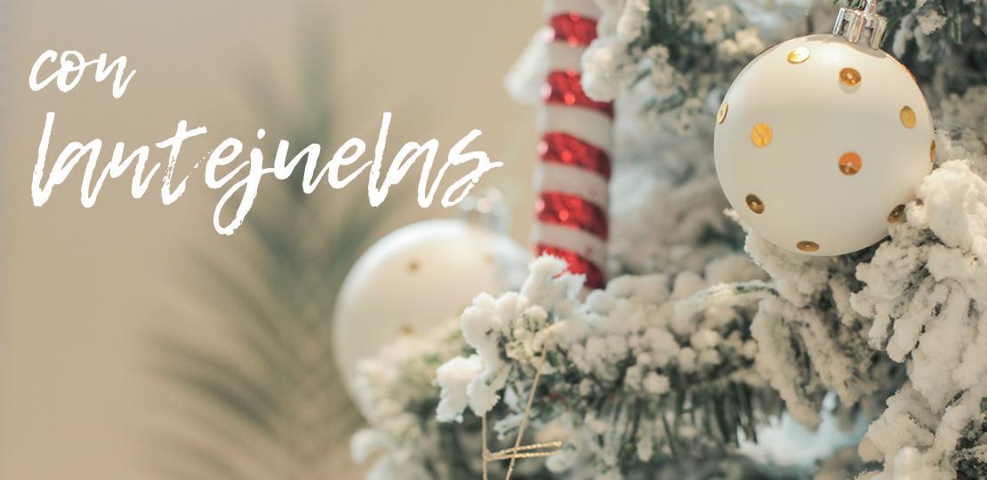 Ideas para decorar las bolas de Navidad lentejuelas