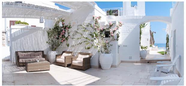 Hôtel Don Ferrante, un havre de paix au coeur des Pouilles