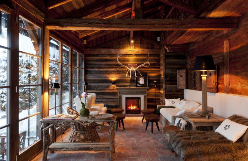 Jagdgut Wachtelhof : un hôtel de luxe à flanc de montagne