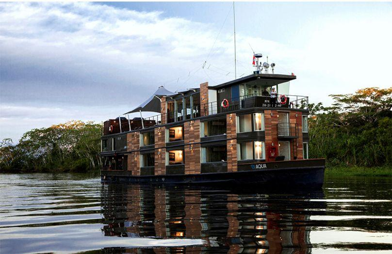 À la découverte de l'Amazonie