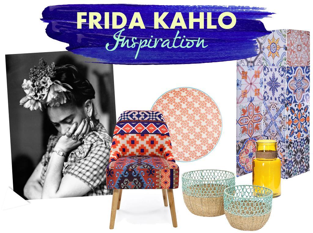 Frida Kahlo : une icône, un style