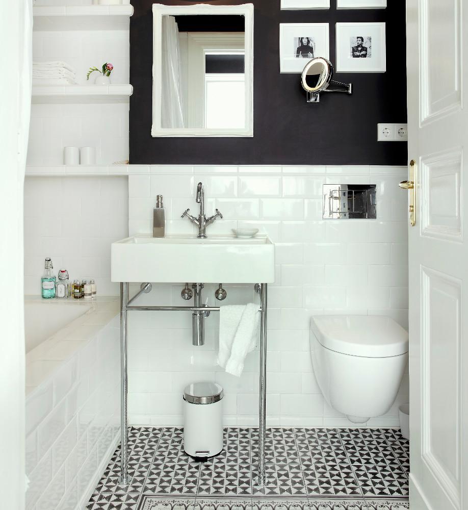 salle de bains pratiques