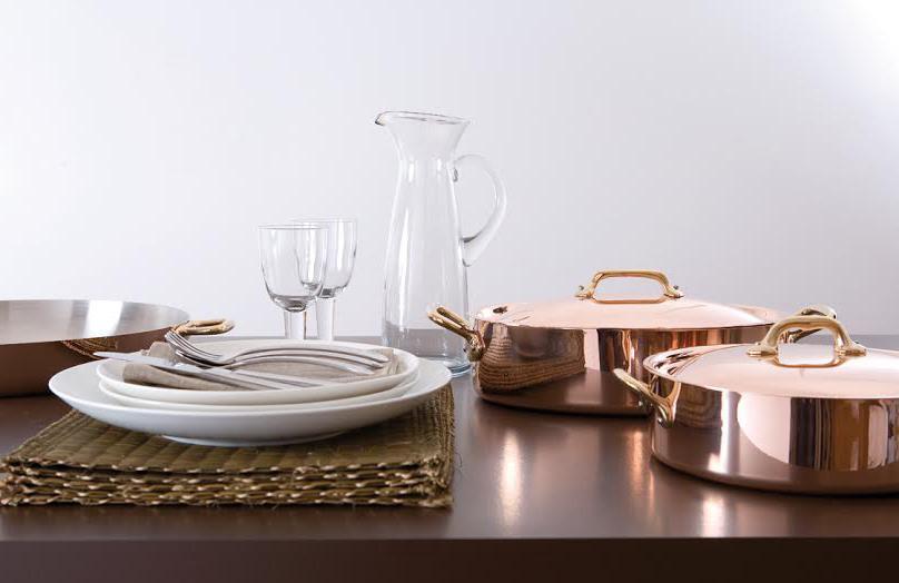 Depuis 1830, Mauviel réinvente l'ustensile de cuisson