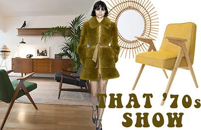 That '70s Show : maîtrisez le style seventies chic