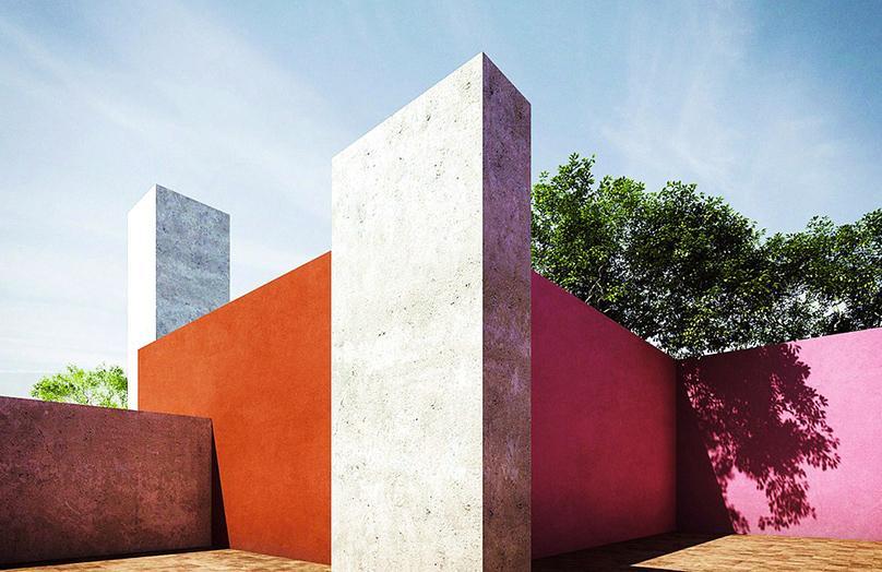 Luis Barragán, l'architecte coloriste mexicain