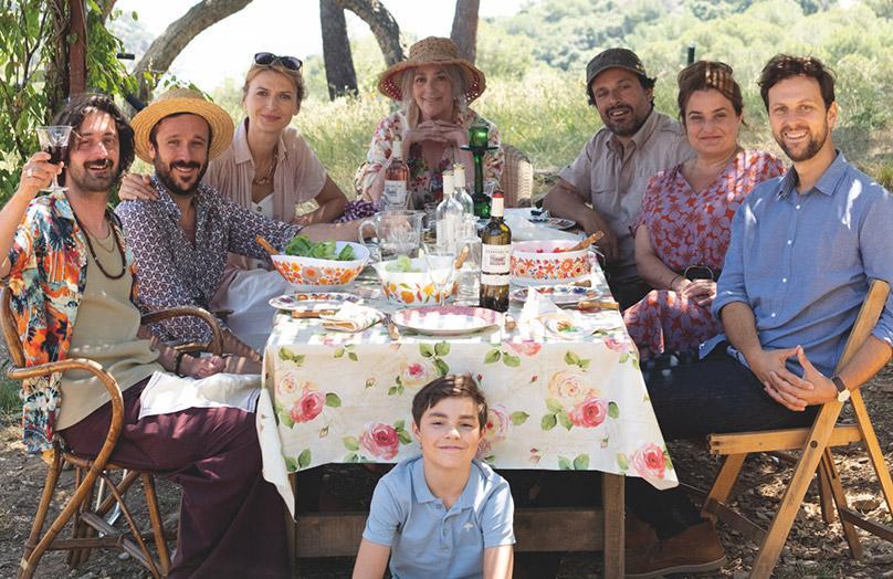 Ma famille et le loup: la comédie familiale de l'été