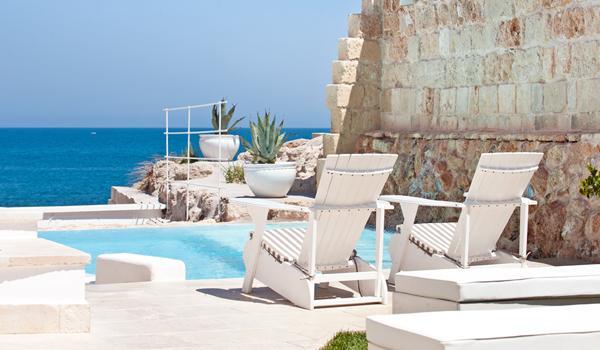 Un'oasi di pace nel cuore della Puglia