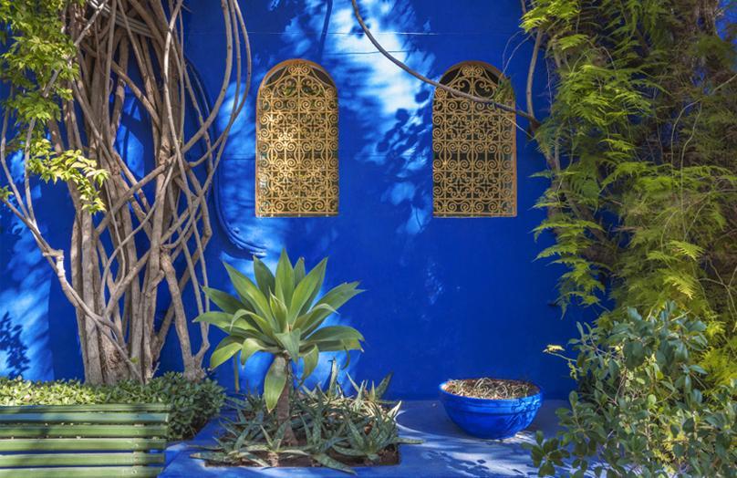 Il Giardino Majorelle: l'oasi blu di Marrakech