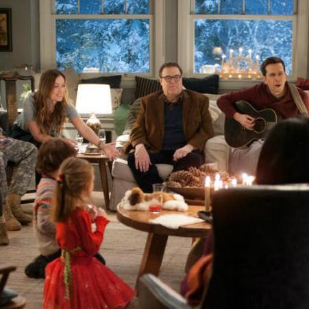 Natale all'improvviso: come in casa Cooper