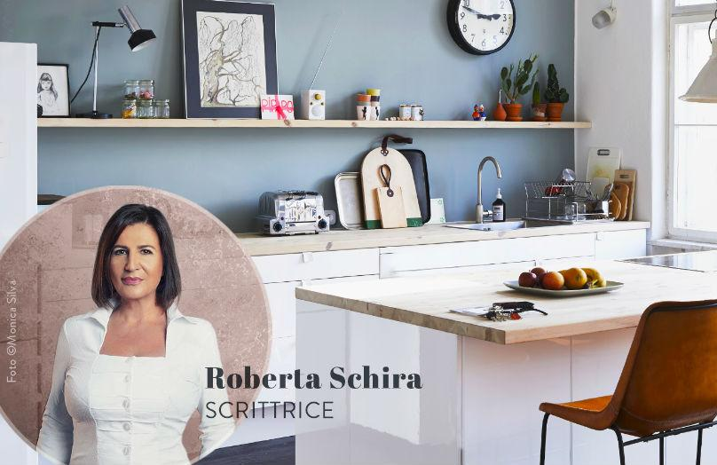 Roberta Schira - Riordinare la cucina con gioia