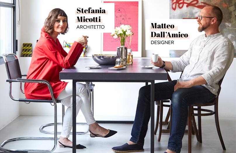 A casa di Stefania e Matteo - Quando lo stile è un affare di coppia