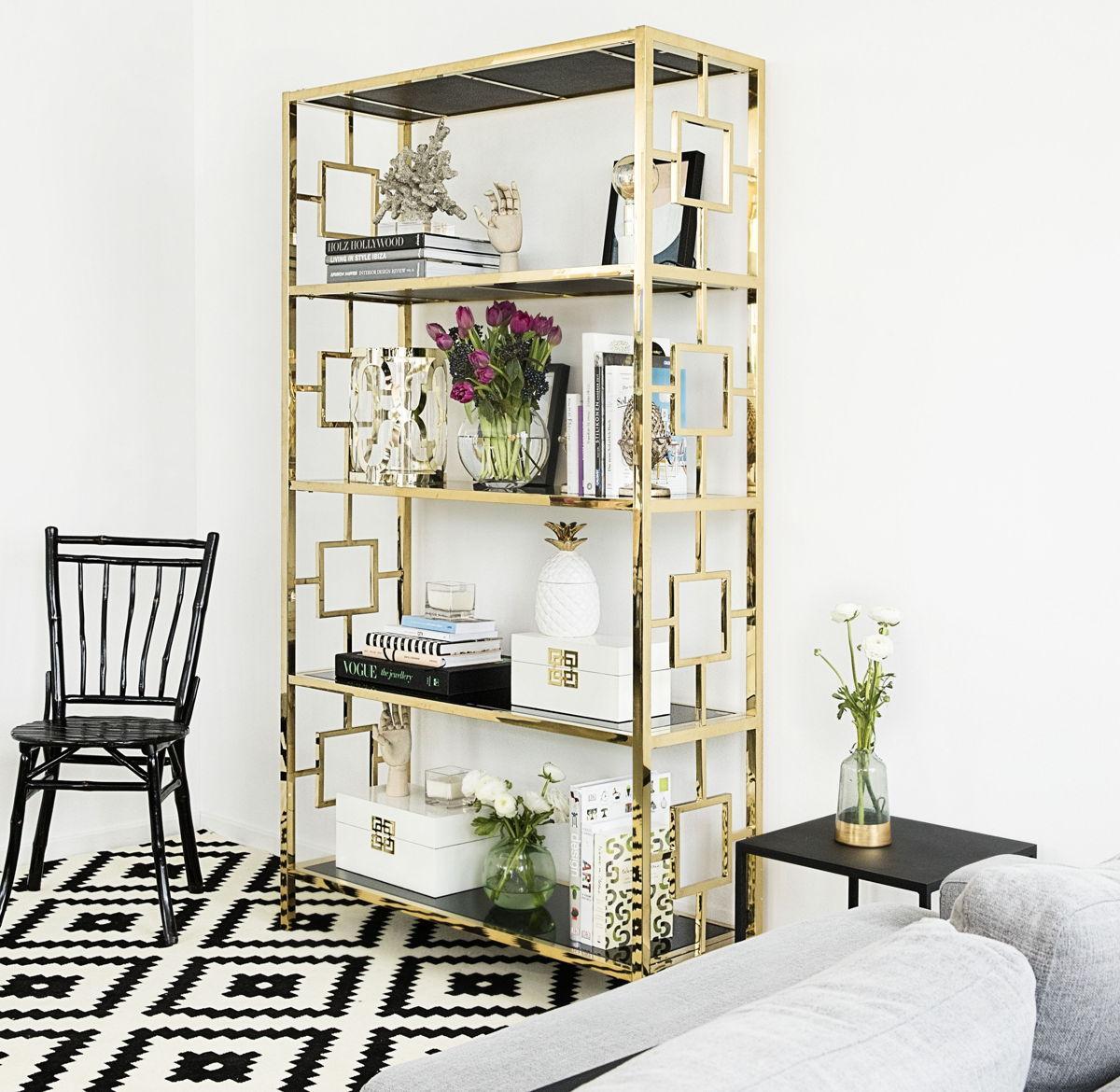 come fare per decorare una libreria da sogno dalani
