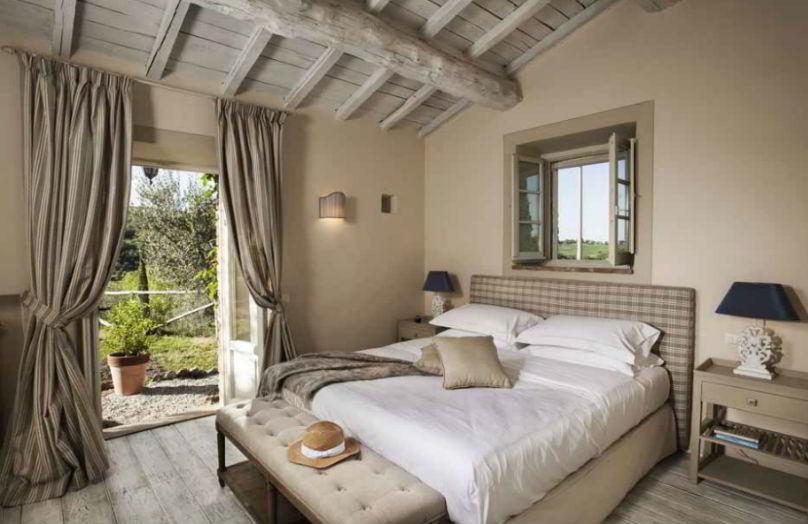 Relais in Toscana - La magia dello stile rustico
