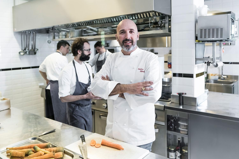 Andrea Castrignano, Andrea Ribaldone, Aiuto! Arrivano gli ospiti..., Tv, Stile, Food