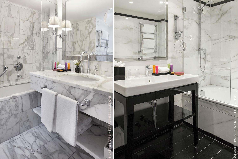 Parisian e Contemporary Junior Suite Toilette
