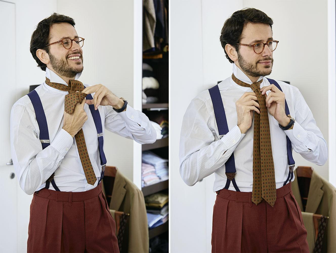 Fabio Attanasio, The Bespoke Dudes, Casa, Milano, Stile, Blog, Occhiali, Influencer, Instagram