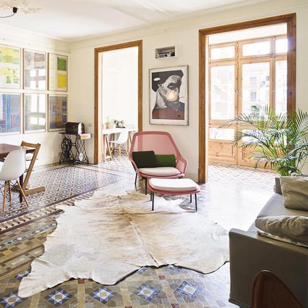 Een bijzonder huis in Barcelona