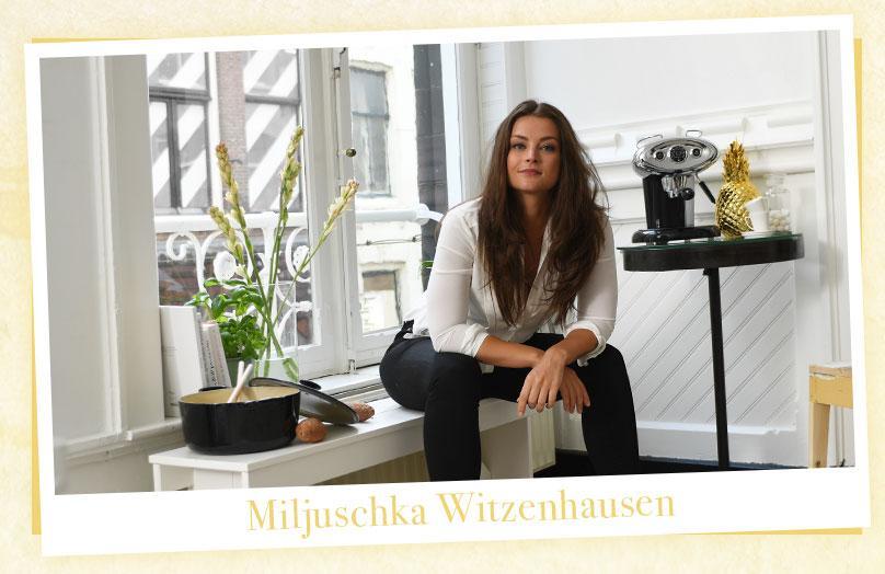 Celebrity b-day bash: feesten met kookqueen Miljuschka