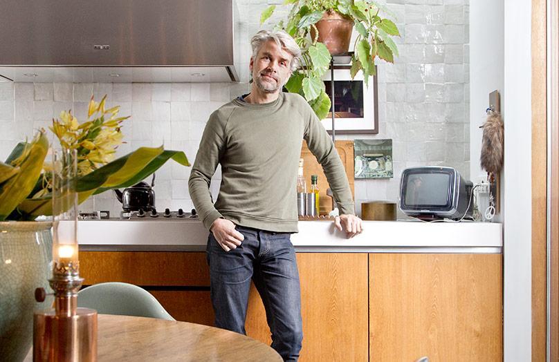 Binnenkijken bij interieur designer Erik Gutter