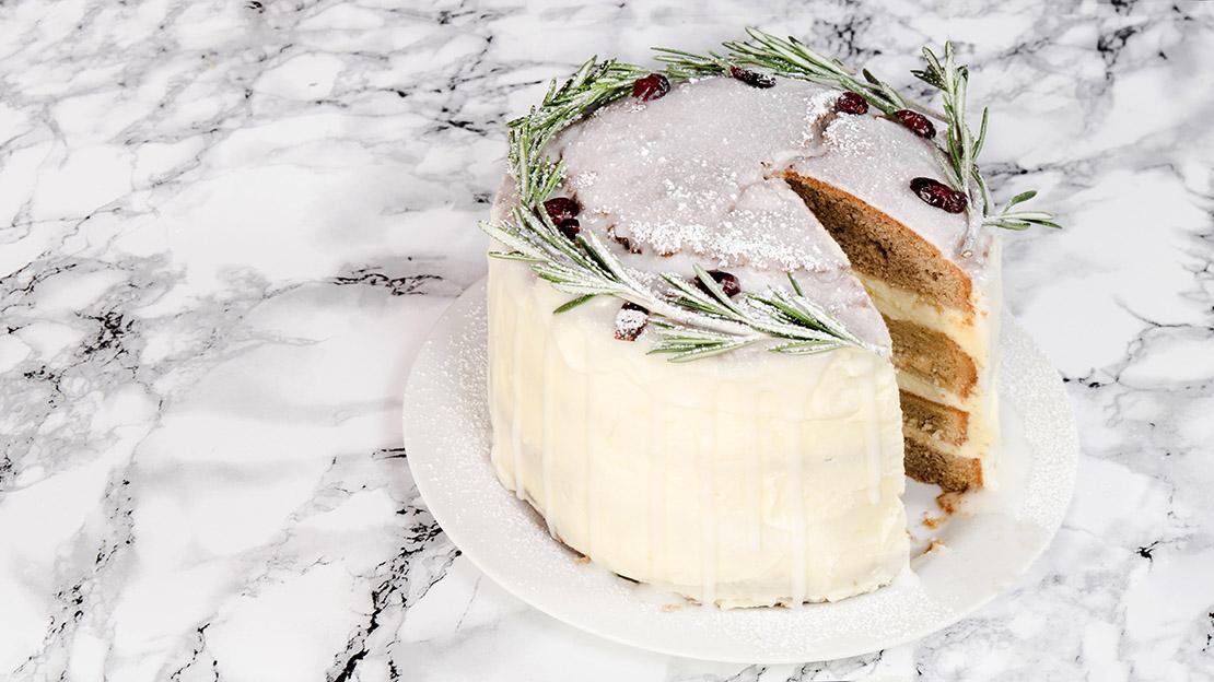 przepis na świąteczne ciasto