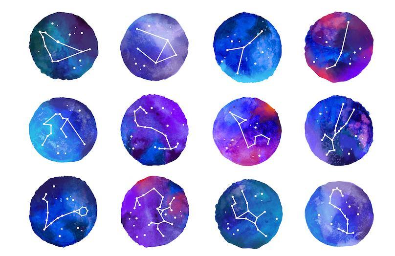 Horoskop we wnętrzach 2018